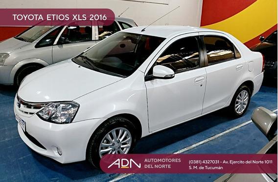 Toyota Etios Xls 2016