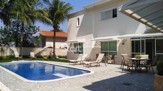 Casa À Venda Em Loteamento Alphaville Campinas - Ca004655