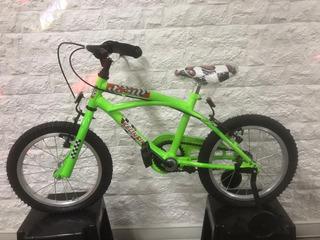 Oferta Dia Del Niño Bicicleta Play Rodado 14 Dama C/f