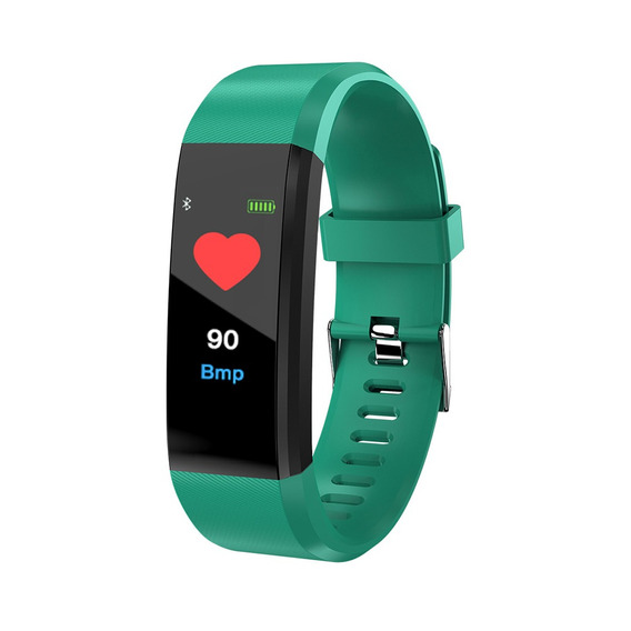 Smart Watch Fitness Activity Tracker Verde