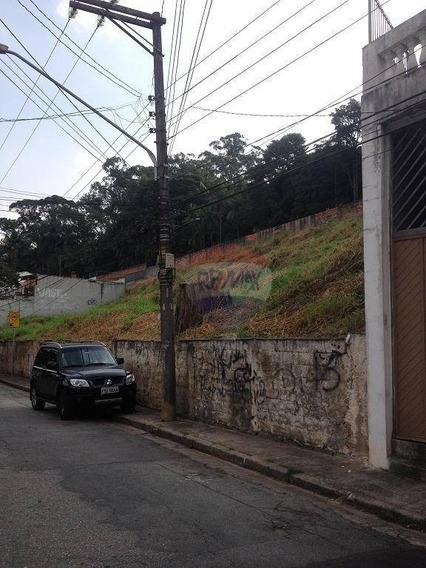 Terreno Residencial À Venda, Horto Florestal, São Paulo. - Te0006