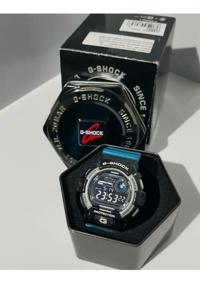Casio G Shock G 8900sc - 1bdr Unico No Ml!