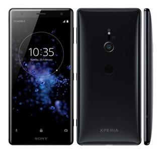 Smartphone Sony Xperia Xz2 H8216 4gb/64gb Original Preto