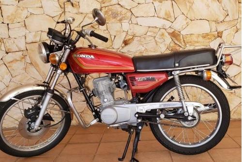 Imagem 1 de 6 de Honda Ml 125