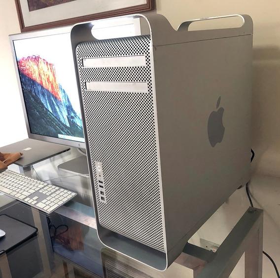 Apple Mc Pro 4.1 Processador 2.66 Intel Xeon Quad-core + 48gb Memoria Ram 1tb Hdd + 256ssd + Ati Radeon 1gb