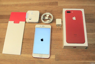 Cellular Apple iPhone 7 Plus 256gb Y 3ram Libredo