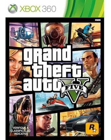 Gta V Xbox 360 + Need For Speed
