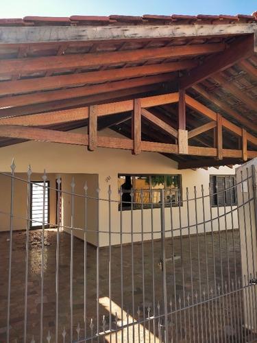 Imagem 1 de 26 de Casa À Venda, 3 Quartos, 2 Suítes, 4 Vagas, Vila São Pedro - Americana/sp - 22469