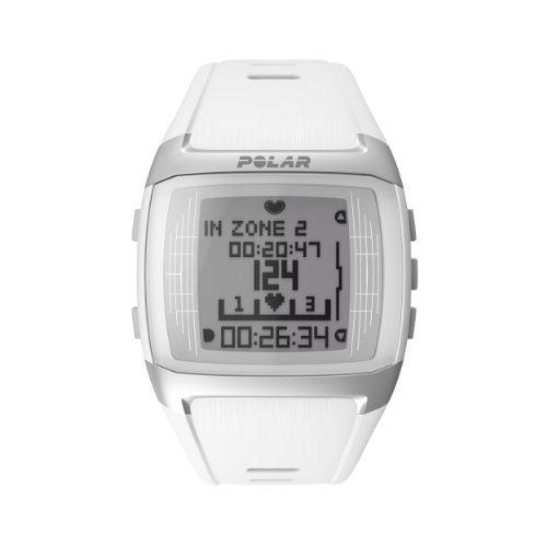 Monitor De Frecuencia Cardíaca Polar Ft60, Blanco