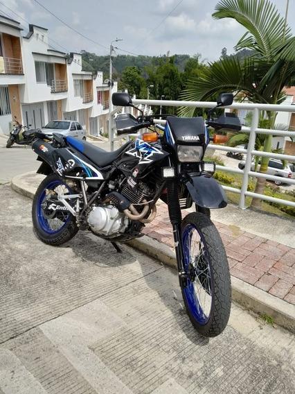 Yamaha Xt600 Negra