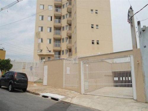 Imagem 1 de 6 de Imóvel - Apartamento Novo E Pronto Para Morar À Venda, Jardim Matarazzo(travessa Assis Ribeiro), São Paulo - Ap0516. - Ap0516