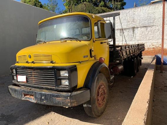 Mb 1313 Amarelo 71 Truck Carroceria = 1113 1513 1316 1516