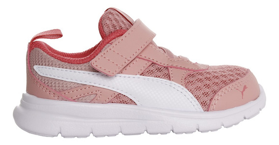 Zapatillas Puma Moda Flex Essential Vinf Bebe Rv/bl