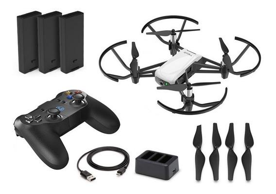 Drone Dji Tello Boost Combo + Controle Gamesir T1d - Nfe