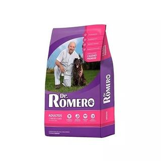 Balanceado Dr Romero Perro Adulto X 15 Kgs