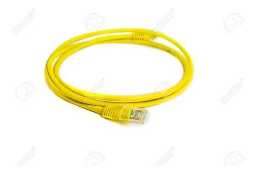 Cable De Red Utp 2 Metros Rj45 Cat 5e Patch Cord Ethernet