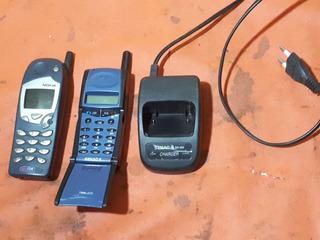 2 Celulares Antigos Nokia Senao