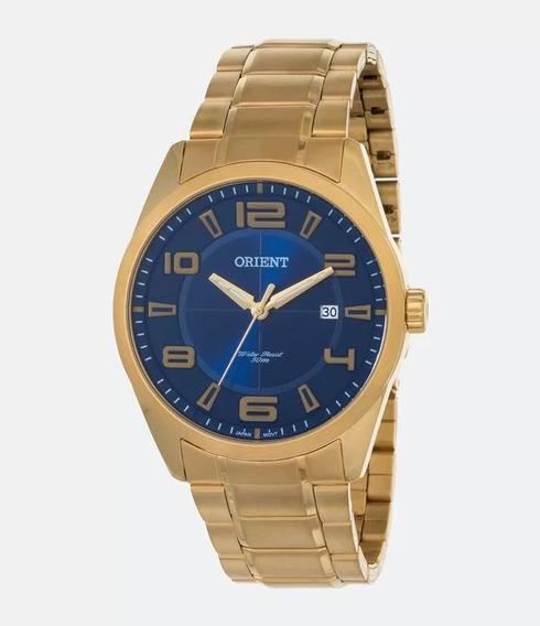 Relógio Orient Masculino Mgss1131 D2kx Lindo Novo Vitrine
