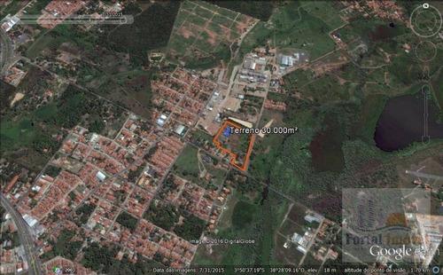 Imagem 1 de 12 de Terreno 30000 M² Próximo A Washington Soares - Coaçu - Fortaleza/ce - Te0117