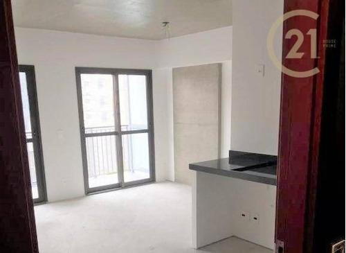 Studio Com 1 Dormitório À Venda, 30 M² Por R$ 391.752,00 - República - São Paulo/sp - St0370