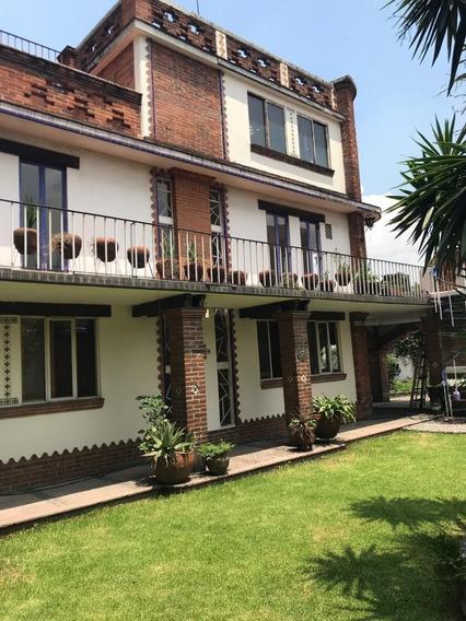 Casa En Venta, Colonia Del Carmen, Coyoacán