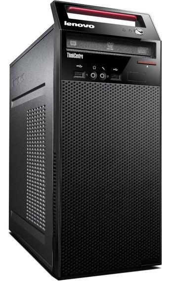 Pc Lenovo E73 I7-4770s 16gb Ddr3 Ssd 240gb