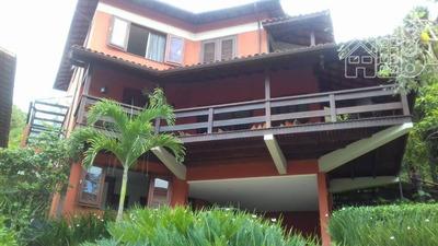 Casa Com 4 Dormitórios À Venda, 280 M² Por R$ 1.800.000 - Ca0798