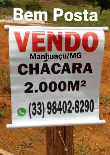 Chácara De 2 Mil M2 - Excelente Localização