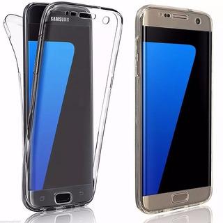 Capinha Transparente 360 Para Celular Galaxy S7 Edge