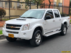 Chevrolet Luv D-max Ls 4x4 3000cc Td Fe
