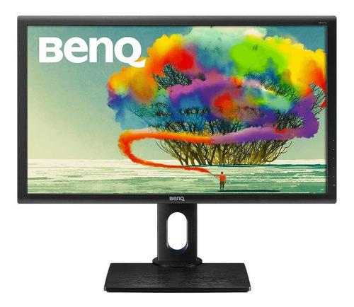 Imagem 1 de 6 de Monitor Benq Pd2700q 2k Qhd Ips 27'' Design 100% Srgb