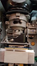 Bloco Óptico S/dmd S/disco Projetor Optoma Ex536 Es526 Ts526