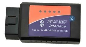 Scanner Automotivo Bluetooth Obd2 Atualizado 19 Carros 10a19