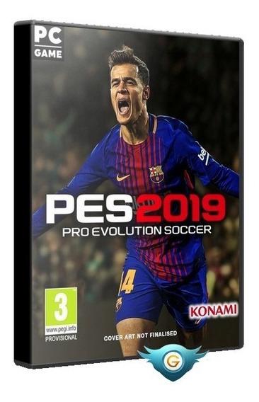 Pro Evolution Soccer 2019 Atualizado 2020 Frete 8 Reais