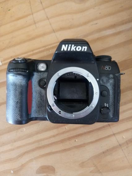 Câmera Nikon N80 No Estado