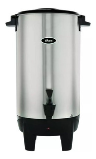 Cafetera Oster Pro Percoladora 45 Tazas Electrica Acero Inox