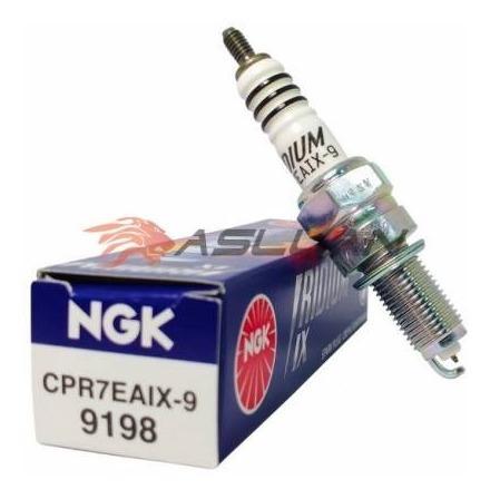 Vela De Ignição Ngk Iridium Cpr7eaix-9 (kawasaki Vulcan 900)