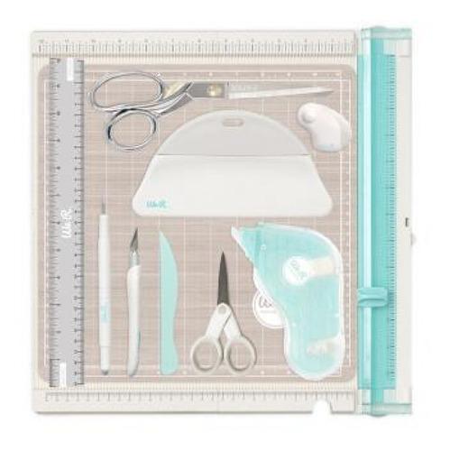 Imagem 1 de 2 de We R - Kit De Ferramentas Essenciais Para Artesanato - Ultim