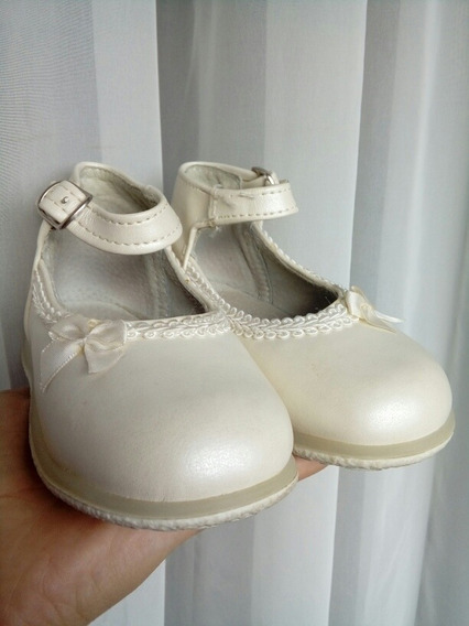 Zapatos Niña Bautizo