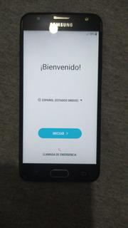 Samsung Galaxy J5 Prime 16gb Azul Doble Chip Negociable.
