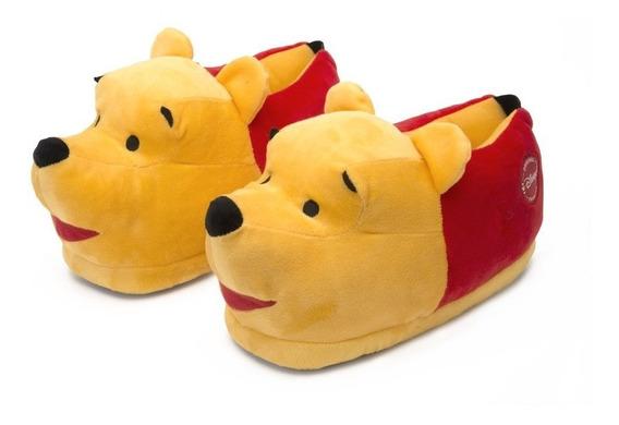 Pantufa 3d Pooh Ricsen