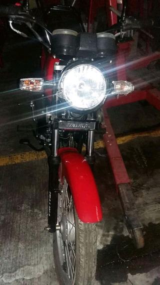 Motocicleta Italika Ft110, 2012, Sin Rodar