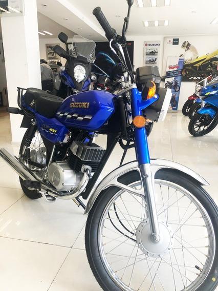 Motocicleta Suzuki Ax100 2020 Nueva!!