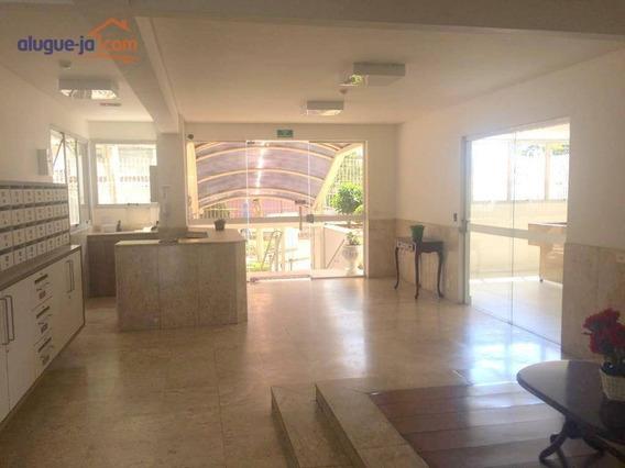 Apartamento Com 3 Dormitórios Para Alugar, 105 M² Por R$ 1.700/mês - Vila Adyana - São José Dos Campos/sp - Ap7729