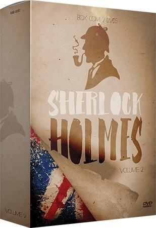 Box Sherlock Holmes Vol. 2 - (2 Dvds)