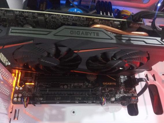 Computador Gamer - (i5 3.5ghz + Gtx 1060 6gb + 24gb Ram)