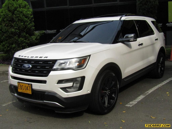 Ford Explorer Limited 3500 Cc