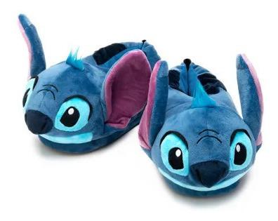 Pantufa 3d Disney Lilo Stitch