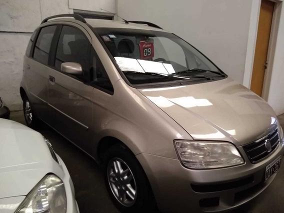 Fiat Idea Elx Full Con Gnc 2009