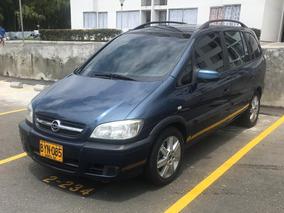 Chevrolet Zafira - 7 Puestos - Camioneta